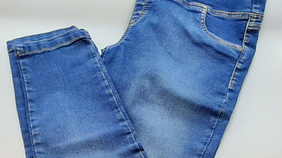 Calça jeans para gestante Emma Fiorezi