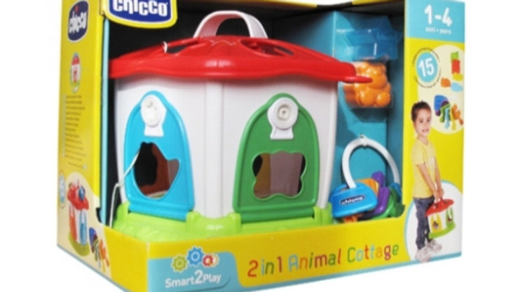 Casa dos animais Chicco