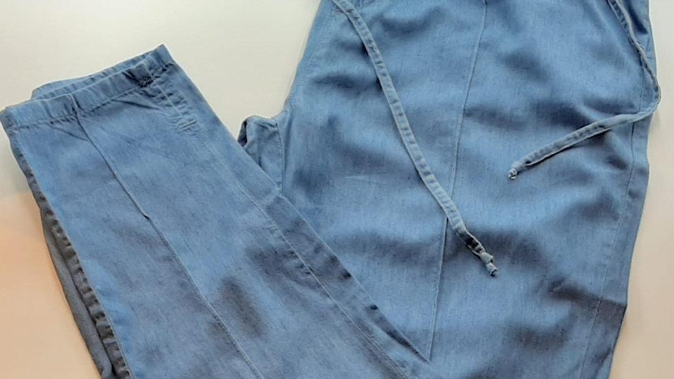 Calça jeans saruel Malwee