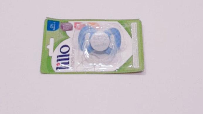 Chupeta funny estampas azul Lillo 6+
