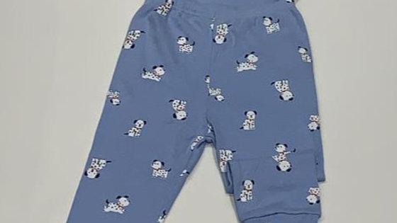 Kit under dalmatas azul Baby Fashion - G