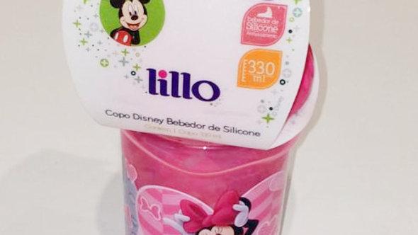 Caneca disney com bico de silicone Lillo 6+