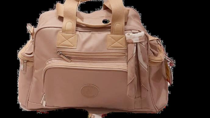 Bolsa grande com diversos compartimentos porta-fralda e chupeta Master Bag