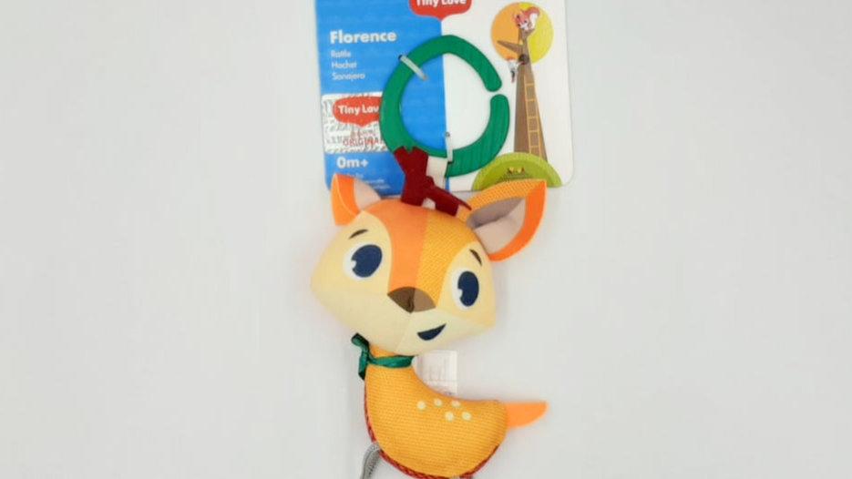 Chocalho raposa Tiny Love