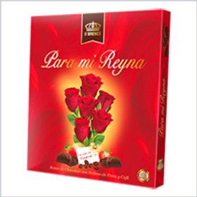 "Chocolates ""Para mi Reyna"" - 168 gr"