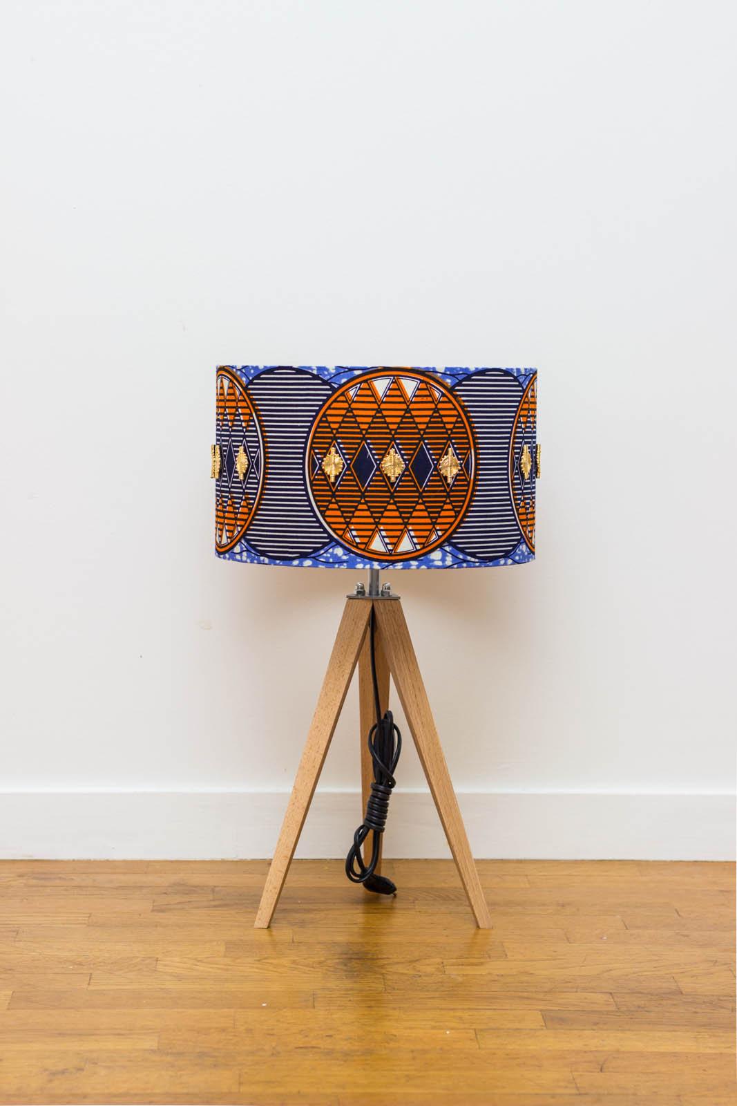 Lampe Table Bois De Wax Trépied AzurettiMcebis iuPTkXOZ