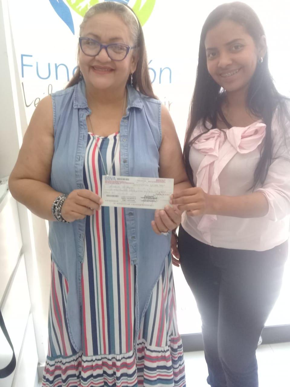 Fundacion Mi Hogar mes de Julio