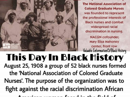 The National Association of Colored Graduate Nurses