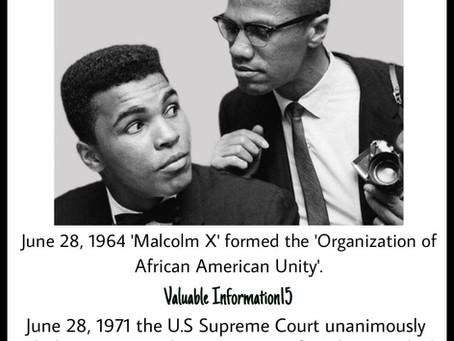 Organization of African American Unity