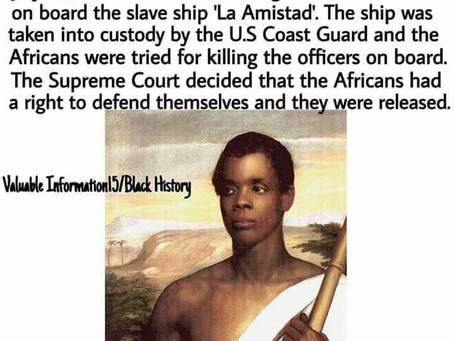 Sengbe Pieh: Freedom Crusader of the Amistad