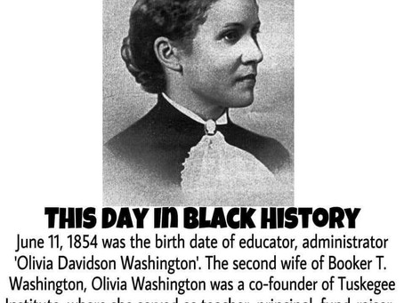 Olivia Davidson Washington