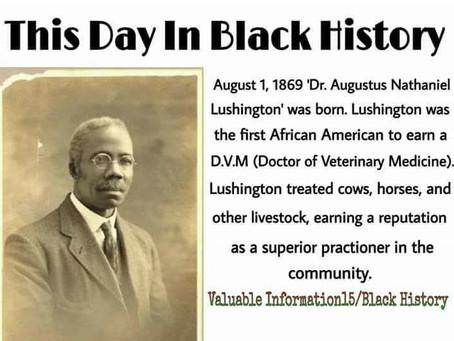 Dr. Augustus Nathaniel Lushington
