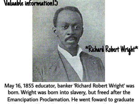 Richard Robert Wright