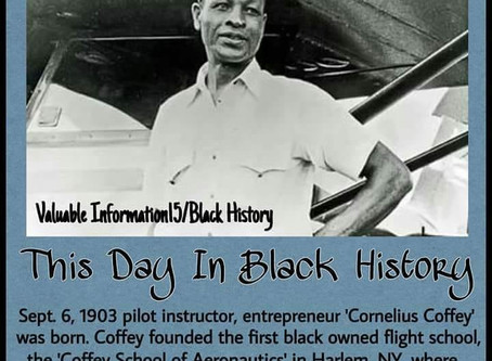 Cornelius Coffey: The Man Who Trained The Tuskegee Airmen