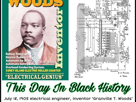 Granville T. Woods: Inventor