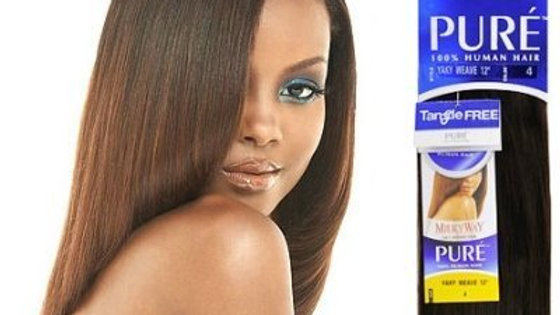 PURE' Remy Hair