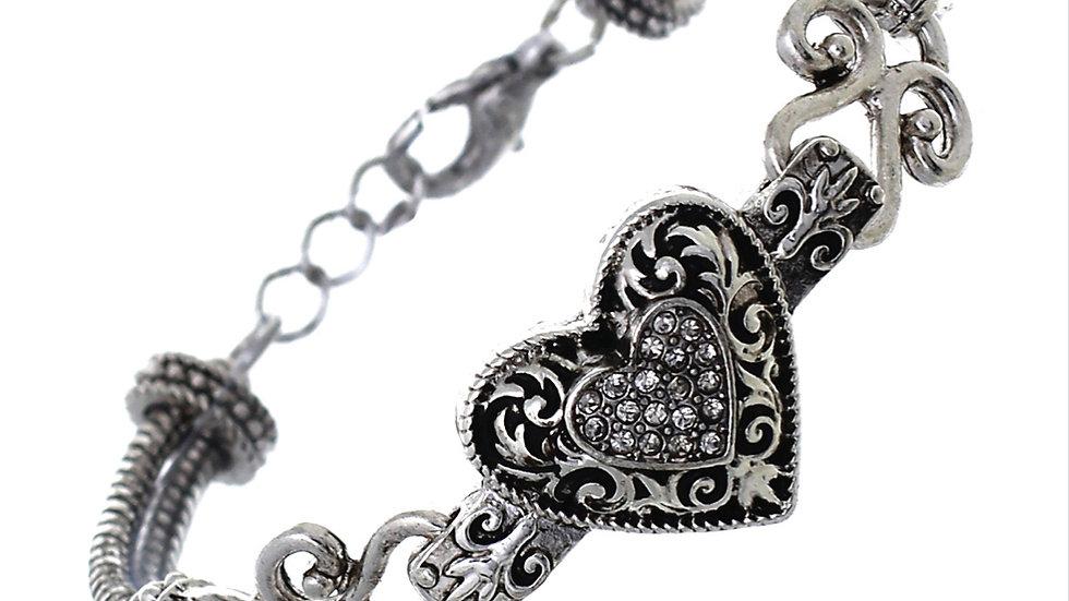 Heart of Stone Bracelet