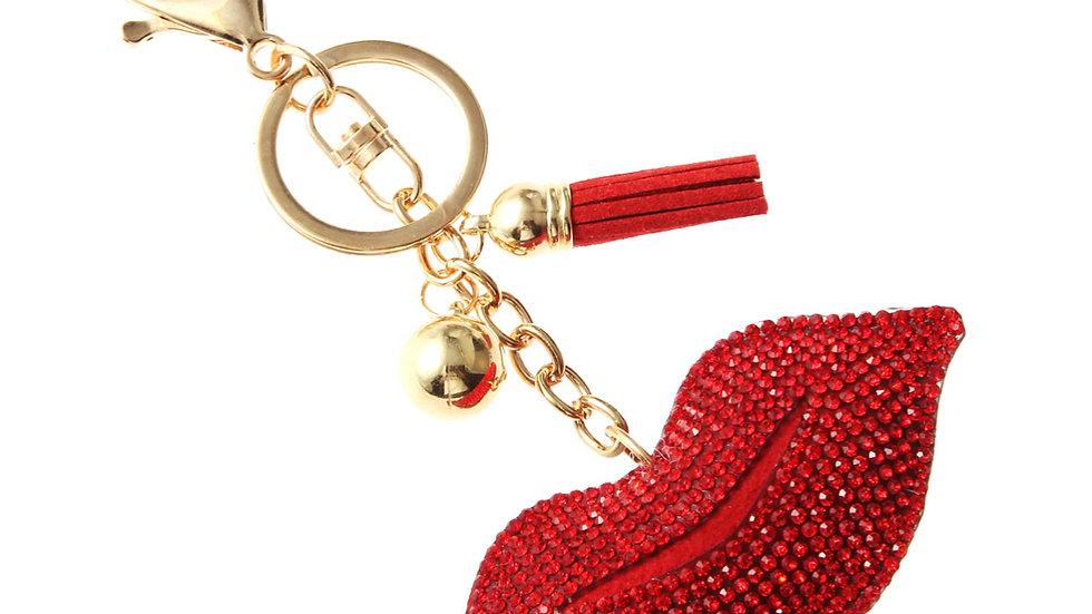 Sweet Kiss Key Chain