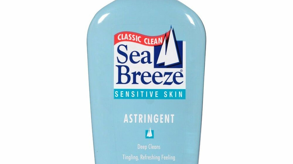Sea Breeze Sensitive Skin