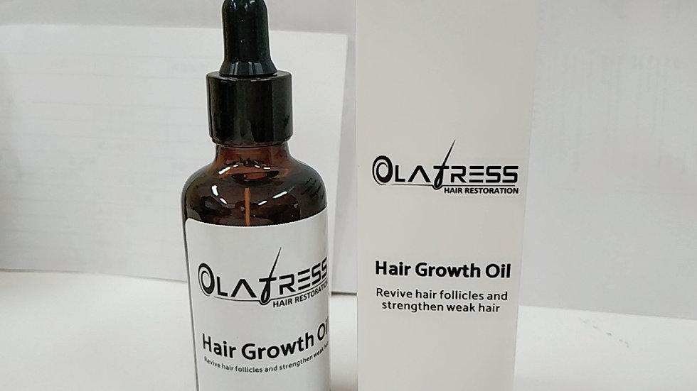 OlaTress Hair Growth Oil