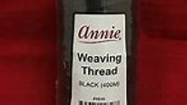 Annie Weaving Thread (400M)