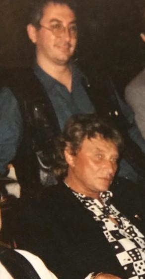 Ma première rencontre avec Johnny Hallyday