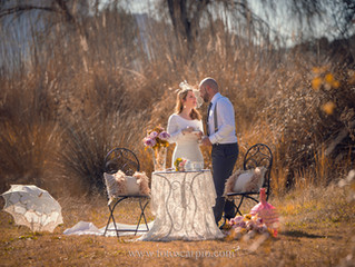 Fotos Creativas de bodas.