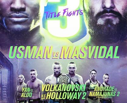 UFC 251: Recap and Grade