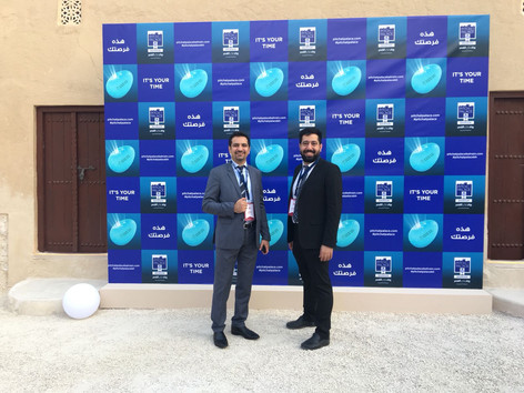 Pitch@Palace Bahrain Ceremony