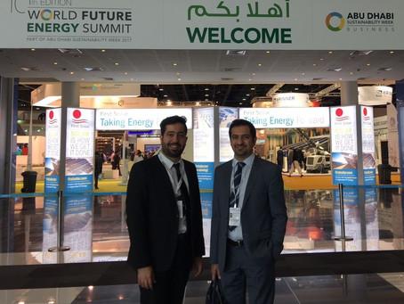 World Future Energy Summit, Abu Dhabi, 16-19 January 2017