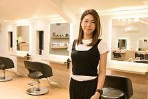 Mao Yamaguchi, NiTaka tokyo salons Jakarta, Japanese, art, nail art, perms, rebonding, hair colour, japanese hair