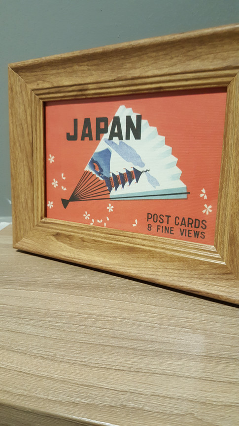 PIctures reminiscent of Japan