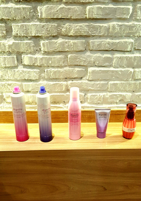 A wide range of beauty products here at Nitaka