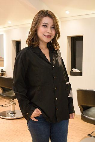 Noni, stylist kuku gel art yang terbaik, top nail stylist in Jakarta