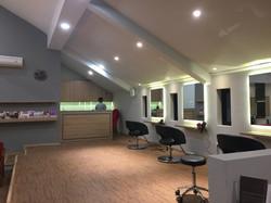 Japanese hair salon