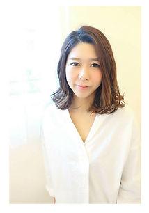 Mao Yamaguchi Top Hair stylist in Japan