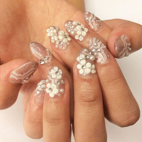 Get your nails masterpieces done today
