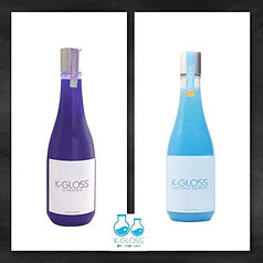 K gloss keratin treatment