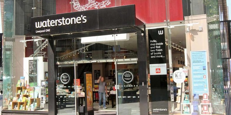 Liverpool: Waterstones - Discover Dialogue Tour