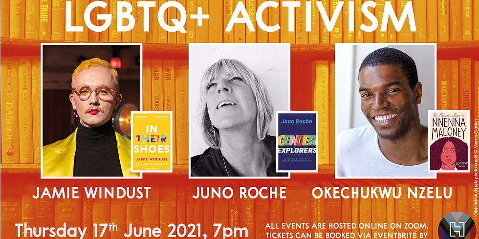 Hachette Pride: Activism in Writing