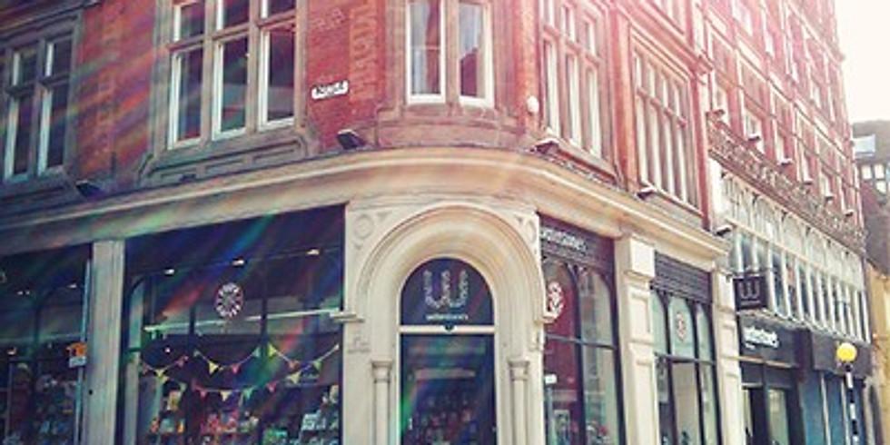 Waterstones Nottingham: Read a Black Author