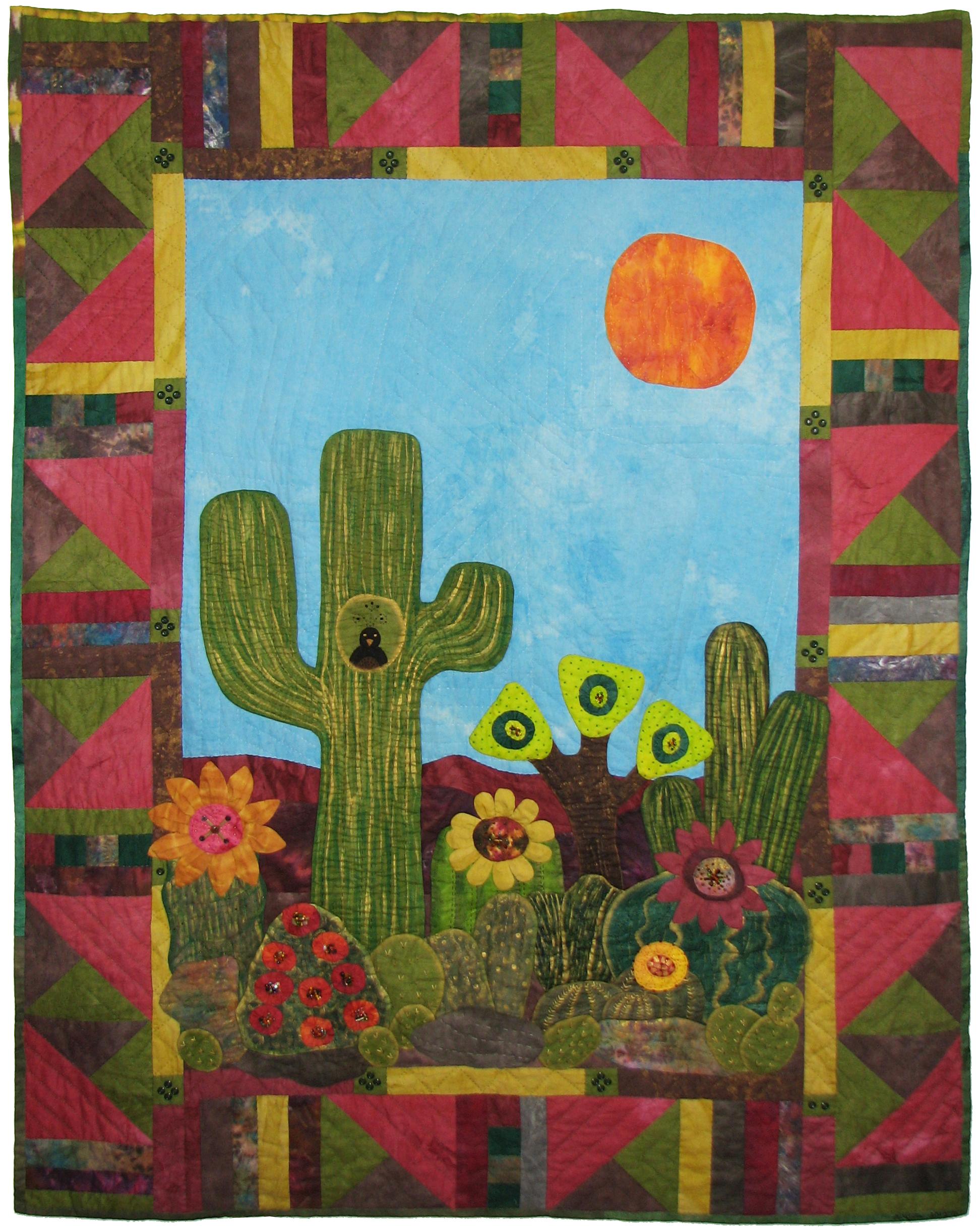 The Desert Garden 63x83_2012
