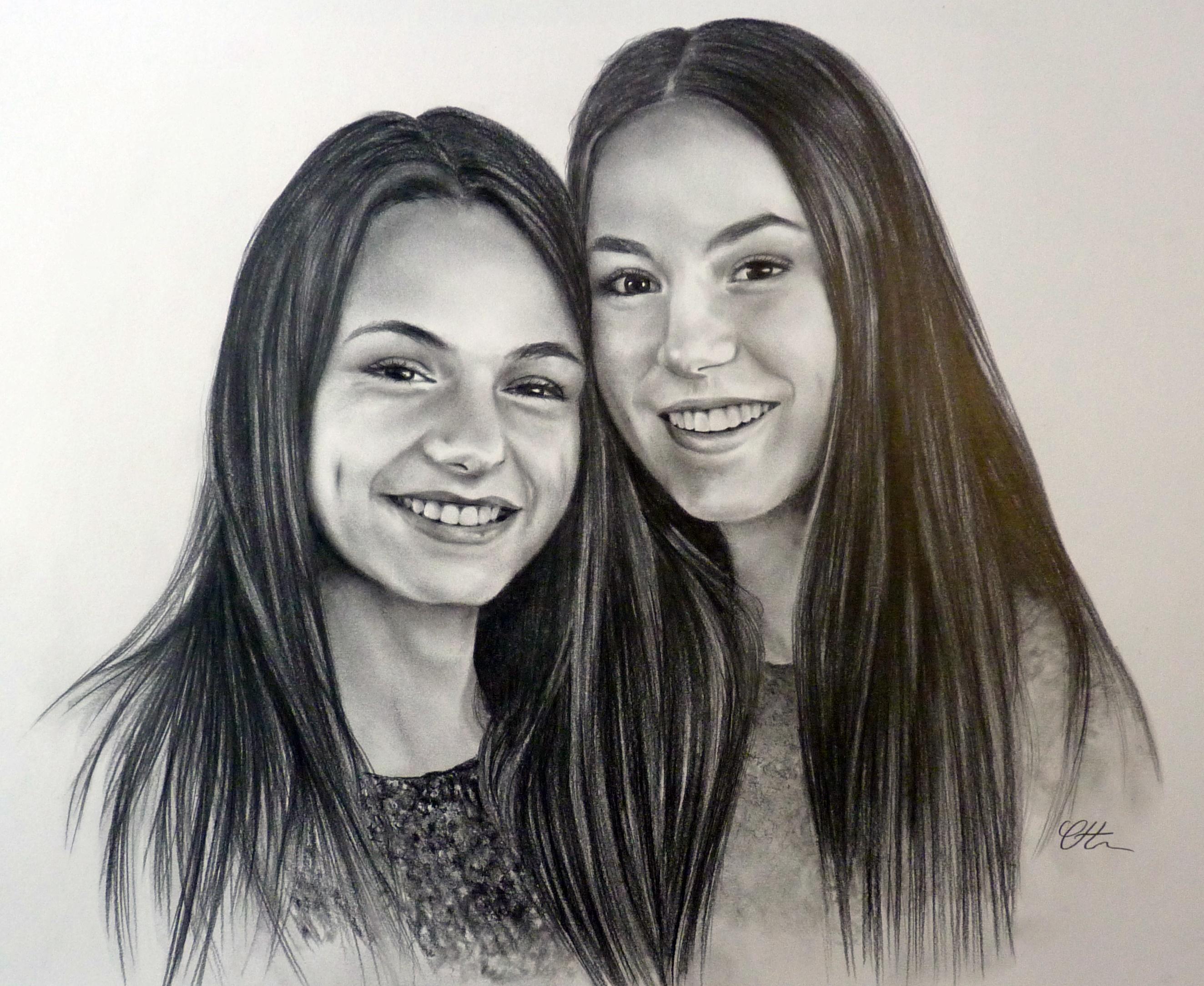 Louise et Camille