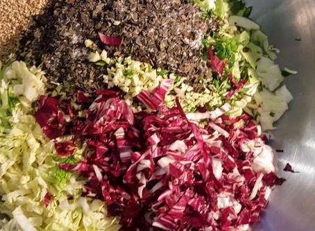 Kitchen Play & Sauerkraut