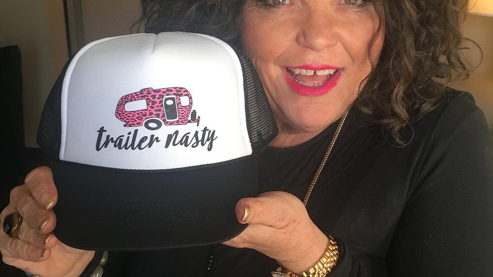 Trailer Nasty Trucker Hat