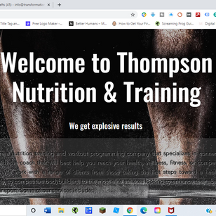 TN Nutrition and Training