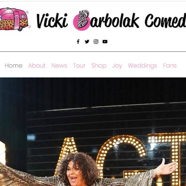 Vicki Barbolak Comedy