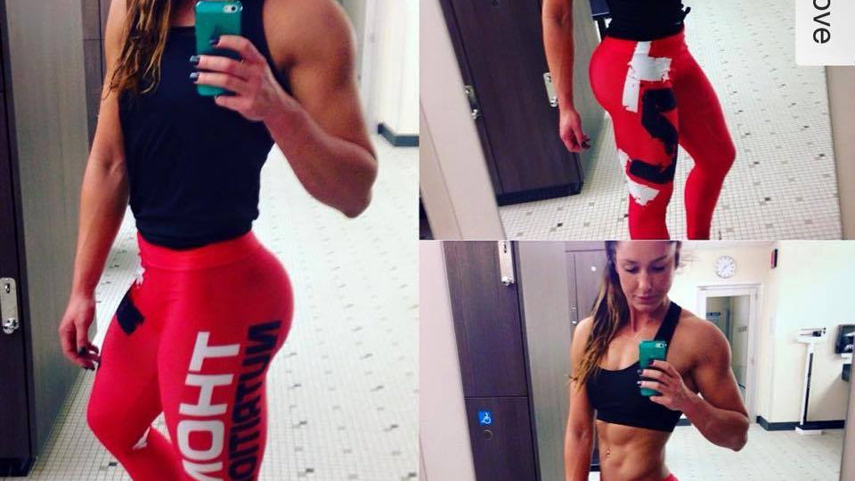TNT Work Out Pants