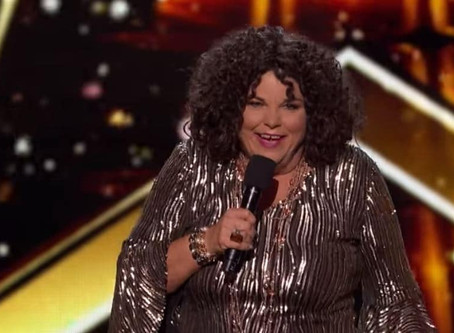 See Vicki Barbolak slay on America's Got Talent: Champions, as the crowd was with her