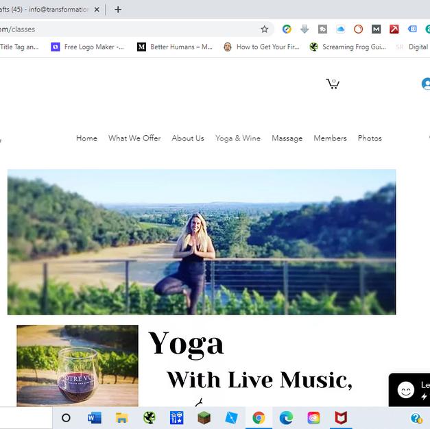 Samadhi Sanctury Yoga & Wellness